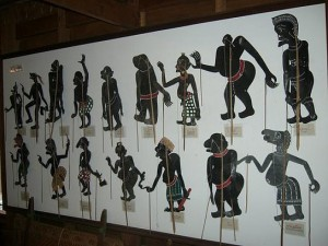Nang Thalung - Shadow Puppets